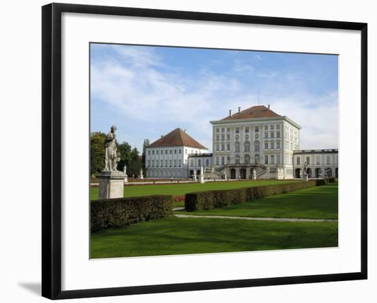 Schloss Nymphenburg, Munich (Munchen), Bavaria (Bayern), Germany-Gary Cook-Framed Photographic Print