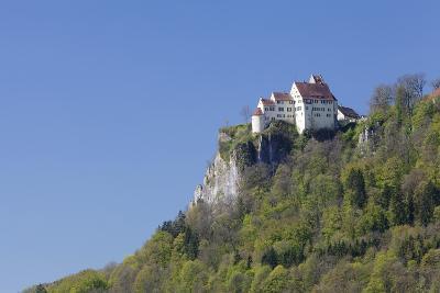 Schloss Werenwag (Werenwag Castle), Hausen an Der Donau, Danube Valley-Markus Lange-Photographic Print