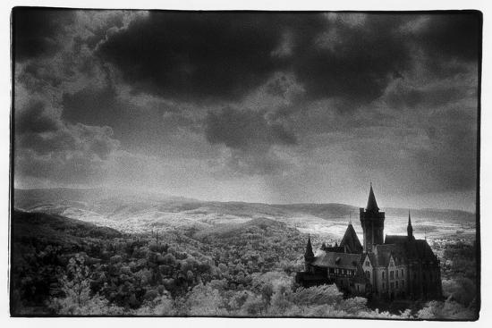 Schloss Wernigerode-Simon Marsden-Giclee Print
