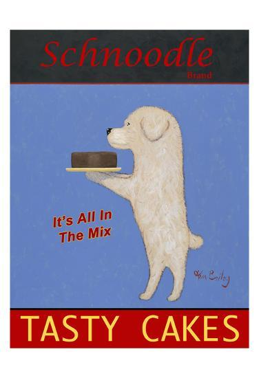 Schnoodle Tasty Cakes-Ken Bailey-Limited Edition