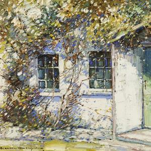 Cottage in Summer by Schofield Kershaw