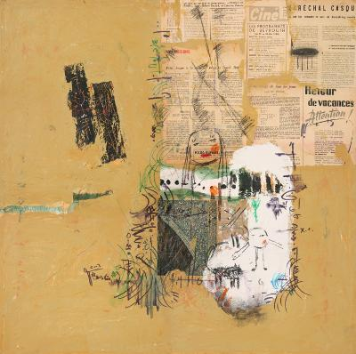 Scholar-Sattar Darwich-Original Art