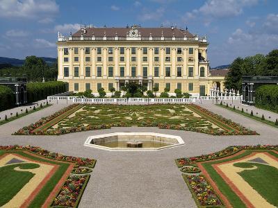 Schonbrunn Palace, UNESCO World Heritage Site, Vienna, Austria, Europe-Hans Peter Merten-Photographic Print