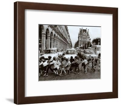 School Kids-Robert Doisneau-Framed Art Print