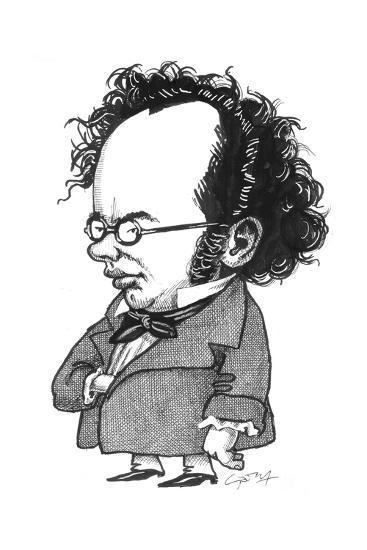 Schubert-Gary Brown-Giclee Print