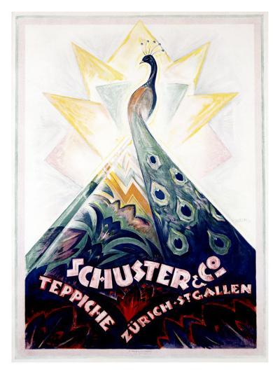 Schuster and Company-Carl Bockli-Giclee Print