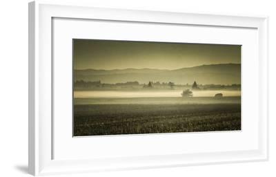 Schwartz - Dawn's Early Light-Don Schwartz-Framed Art Print