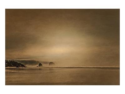 Schwartz - Gentle Coastal Sunrise-Don Schwartz-Art Print