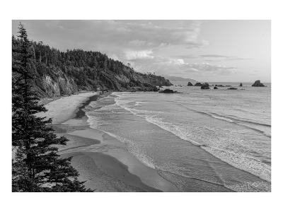 Schwartz - Rugged Coast-Don Schwartz-Art Print