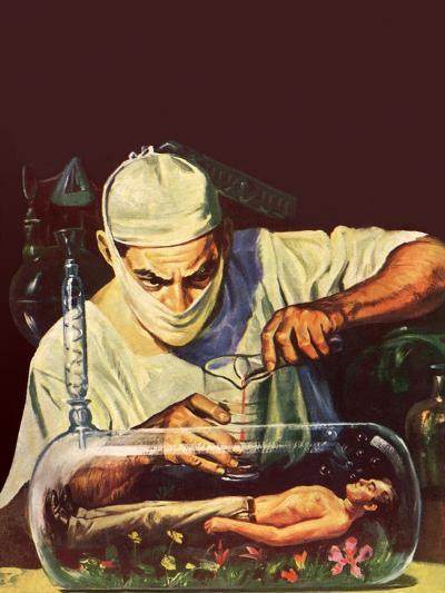 Sci Fi - Mad Scientist, 1950--Giclee Print