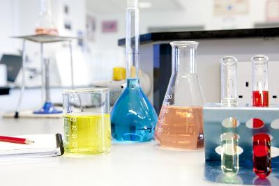 Science Classroom-Science Photo Library-Photographic Print