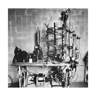 Heart-lung Machine, 20th Century