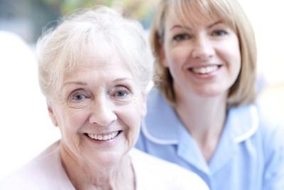 Nurse on a Home Visit