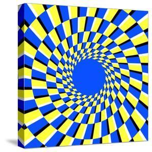Peripheral Drift Illusion by Science Photo Library