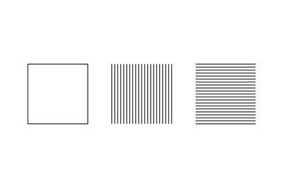 Square Illusion - Subdivision