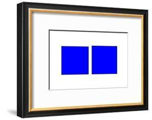 Square Illusion - Vertical Lines Appear Longer by Science Photo Library