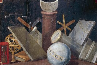 Scientific and Astronomical Instruments, Ca 1620-Jean Mosnier-Giclee Print
