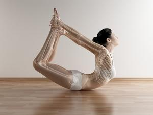 Yoga, Artwork by SCIEPRO