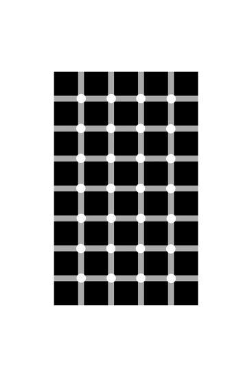 Scintillating Grid Illusion-Science Photo Library-Giclee Print