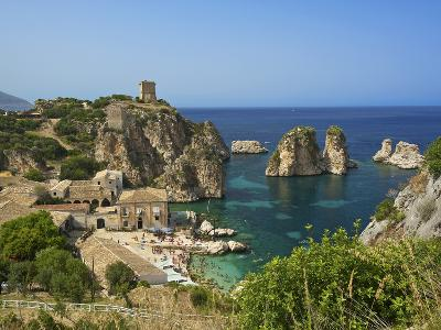 Scopello, Sicily, Italy-Katja Kreder-Photographic Print
