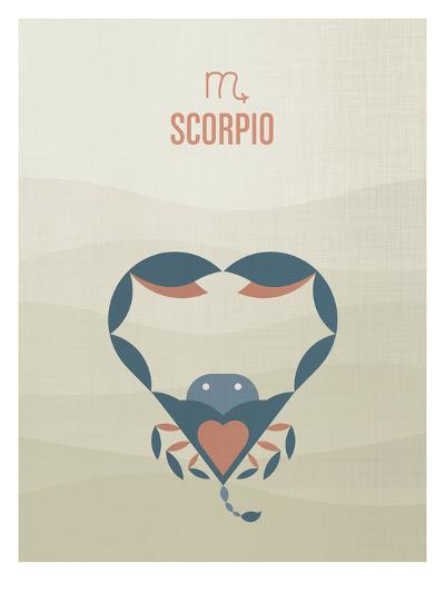 Scorpio-Christian Jackson-Art Print