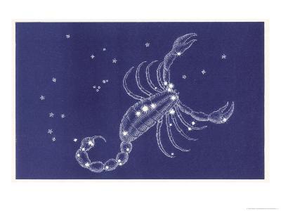 Scorpio-Roberta Norton-Giclee Print