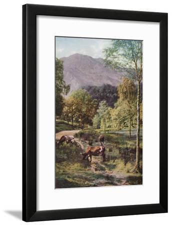 'Scotland', c1930s-Donald McLeish-Framed Giclee Print