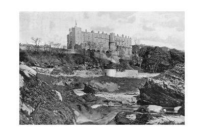 Scotland, Wemyss Castle--Giclee Print