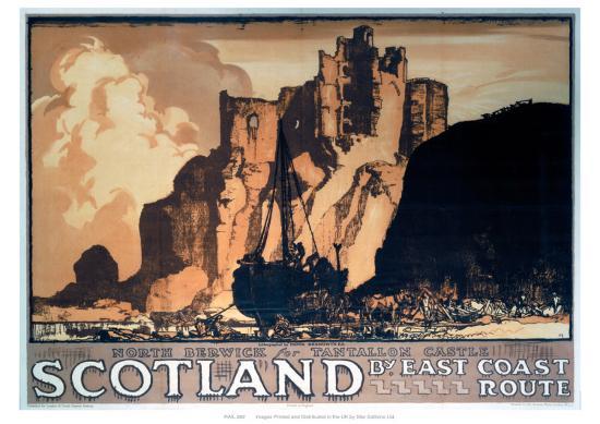 Scotland--Giclee Print