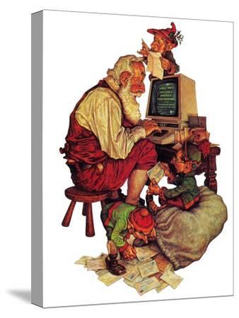 """Santa's Computer,"" December 1, 1982"