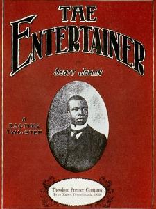 Joplin: Entertainer by Scott Joplin