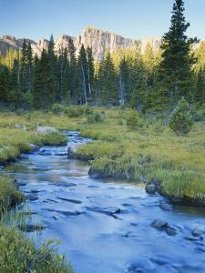 High Uintas Wilderness, Wasatch National Forest, Utah, USA by Scott T. Smith