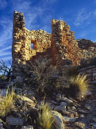 Ruins Cutthroat Castle. Ancestral Puebloan. Hovenweep NM, Colorado by Scott T^ Smith