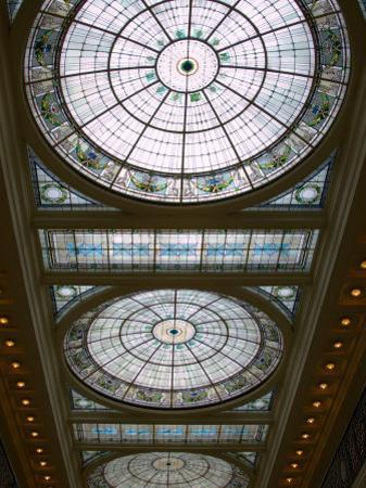 Skylights in Penn Station, Baltimore, Maryland, USA by Scott T. Smith