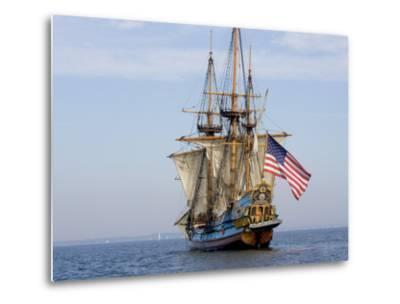 Tall Ship the Kalmar Nyckel, Chesapeake Bay, Maryland, USA
