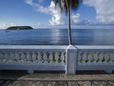 Waterfront at Esperanza on Vieques Island, Puerto Rico