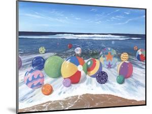 Beach Balls by Scott Westmoreland