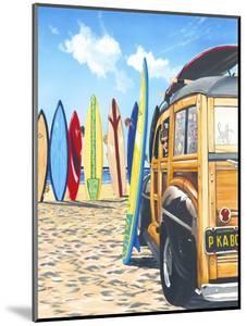 Beach Cruiser Kids by Scott Westmoreland