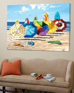 Brellas & Boards by Scott Westmoreland