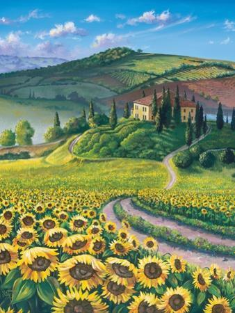 Golden Tuscana by Scott Westmoreland