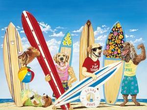K-9 Surf Club by Scott Westmoreland