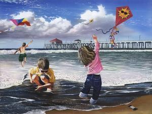 Kite Kids by Scott Westmoreland