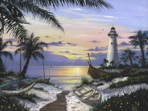 Lighthouse Landing by Scott Westmoreland