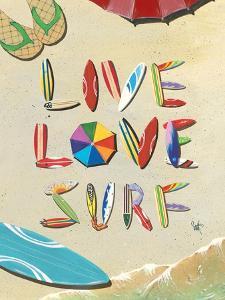 Live Love Surf by Scott Westmoreland