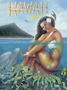 Mermaid by Scott Westmoreland