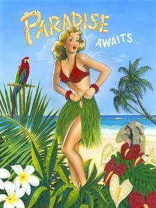Paradise Awaits by Scott Westmoreland