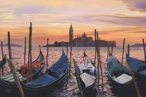 San Marco Sunset by Scott Westmoreland