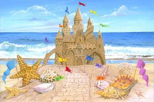 Sand Castle by Scott Westmoreland