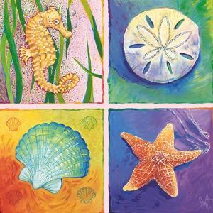Sea Life Panel II by Scott Westmoreland