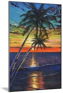 Sunset Palms by Scott Westmoreland